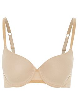 Tulle Cup Bra