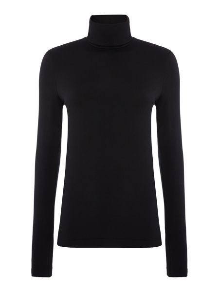 Wolford Luxe roll neck pullover