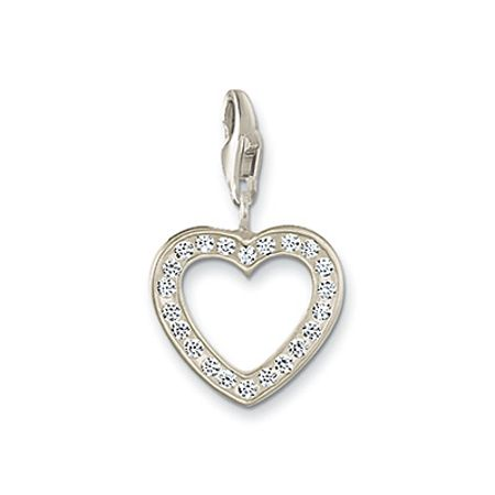 Thomas Sabo Charm Club open Heart