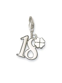 Charm Club Lucky Number 18