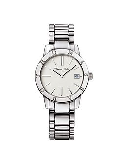 Glam & soul stainless steel watch