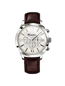 Men`s chronograph watch rebel urban