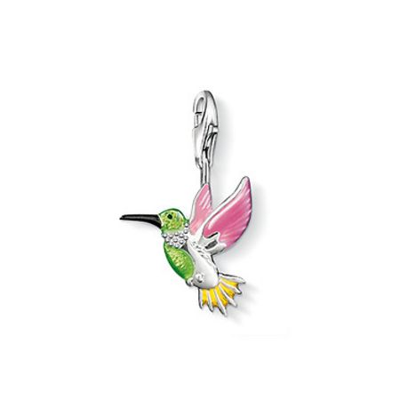 Thomas Sabo Charm Club Colourful Humming Bird