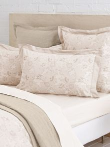 Hasker Balm oxford pillowcase pair