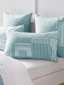 Ellcott Sea mist standard pillowcase pair