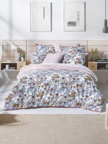 Sheridan Laurina spring quilt cover set