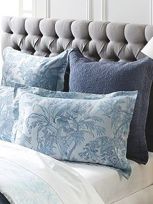 Sheridan Bonham sky oxford pair pillowcases