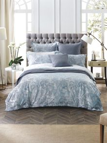 Sheridan Bonham sky square pillowcase