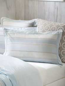 Sheridan Evandale celadon oxford pair pillowcases