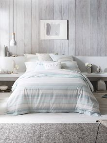 Sheridan Evandale celadon square pillowcase