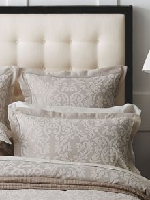 Sheridan Roper chalk oxford pair pillowcases