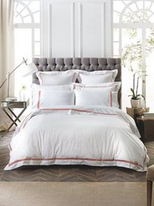 Sheridan Palais tailored oxford pillowcase