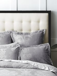 Connick chambray oxford pair pillowcases
