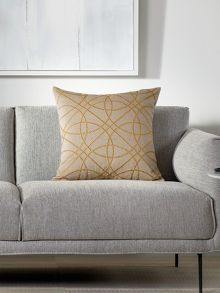 Sheridan Branay Gold Square Cushion