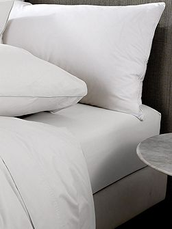 Nashe 250tc stonewashed fitted sheet
