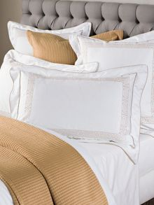 Sheridan Hickes oxford pillowcase