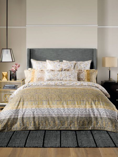 Sheridan Mercurio pair oxford pillowcases