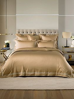 Palais lux 1200tc pair standard pillowcases