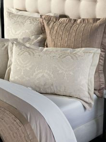 Sheridan Visconti pair oxford pillowcases