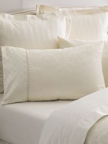 Sheridan Damask standard pillowcase