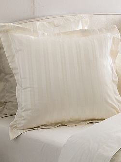 Damask square pillowcase