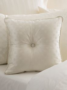 Sheridan Damask square cushion