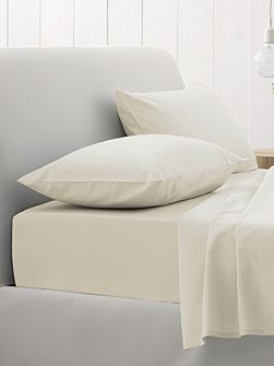 500tc cotton sateen pair standard pillowcases