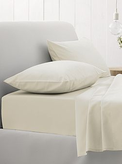 500tc cotton sateen fitted sheet