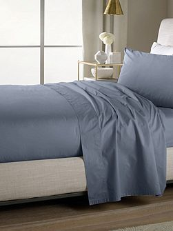 Nashe 250tc stonewashed flat sheet
