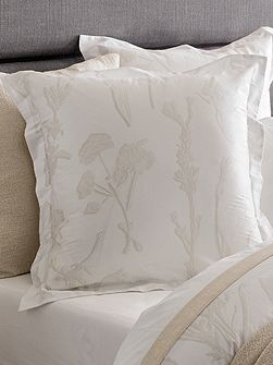 Hollins square pillowcase