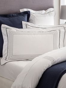 Sheridan Goddard oxford pillowcase