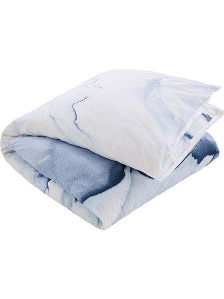 Sheridan Lake cave duvet cover