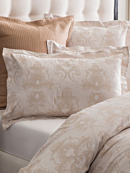 Sheridan Foley oxford pillowcase