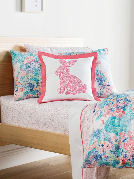 Sheridan Lilla kids square cushion