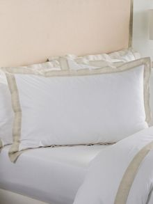 Sheridan Edington oxford pillowcase