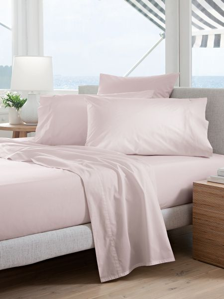 Sheridan Classic percale 300tc fitted sheet