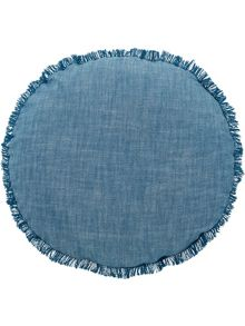 Sheridan Parmers Round Cushion