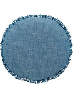 Parmers Round Cushion