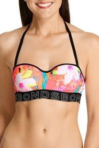 Wideband tube bra