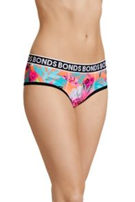Bonds Cotton hot shortie