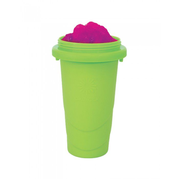 Squeeze Cup Slushy Maker Colour Blast - Green