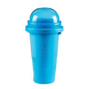 Squeeze Cup Slushy Maker Colour Blast - Blue