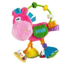 Playgro Toy box clopette activity rattle