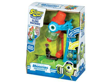 Monsters University slime machine