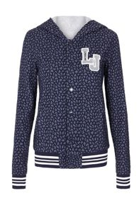Lorna Jane Animal Varsity Jacket