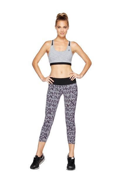Lorna Jane Active Living 7/8 Tight
