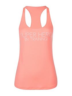 Super Hero Excel Tank