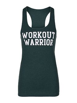 Warrior Longer Line Tank