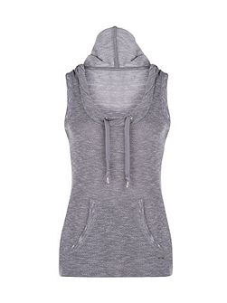 Decoy S/Less Hooded Tank