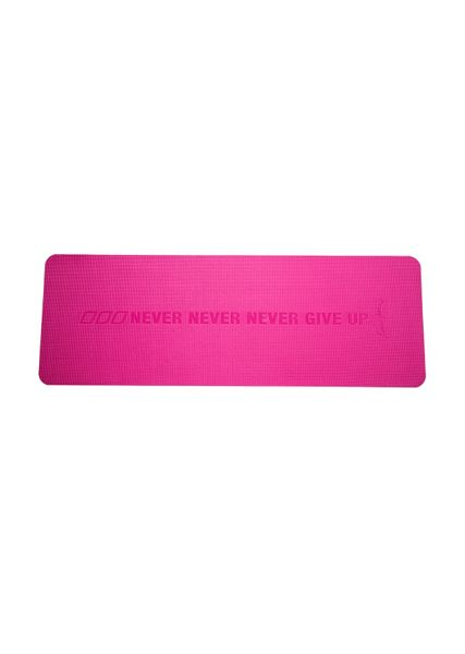 Lorna Jane Never Give Up Exercise Mat